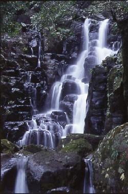 Ryuuou Waterfalls