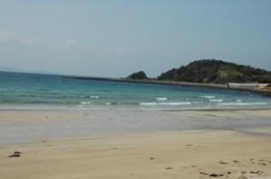 宝の浜海水浴場