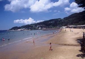 ぎぎが浜海水浴場