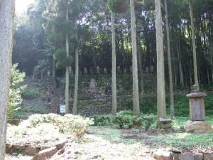 旧宛陵寺跡
