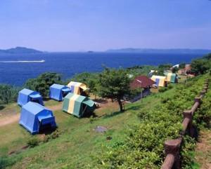 初崎キャンプ場