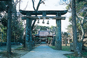 Imabuku shrine