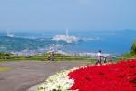 不老山からの眺望(松浦市内)