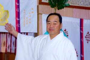 今福神社(早田さん)