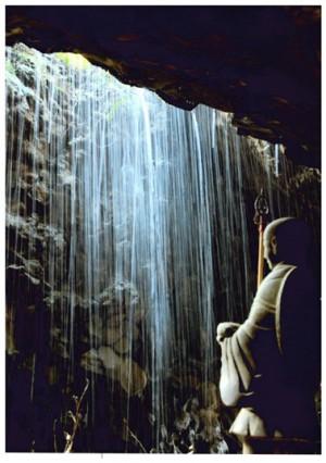 長崎県松浦市志佐町 おてやの滝