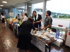 松浦市特産品の出店もありました