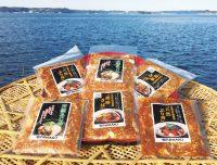 松浦港の海鮮丼ぶりセット