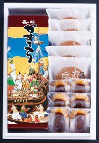 松浦のハニーカステラと焼き菓子セット